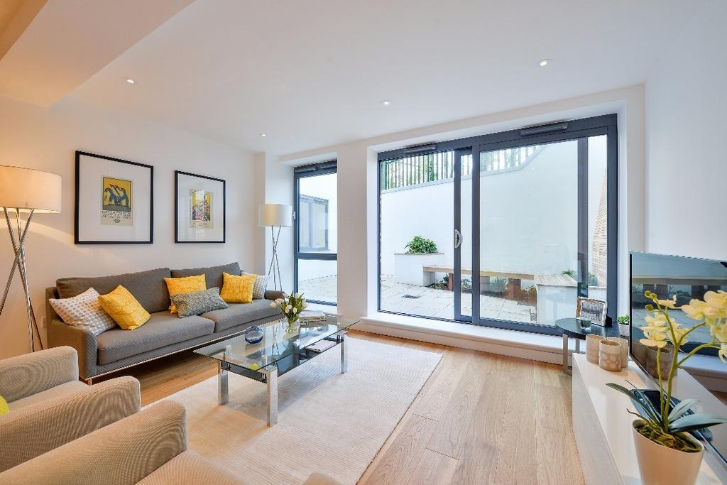 2 Bedrooms Flat for sale in ICon, Montefiore Road Hove BN3