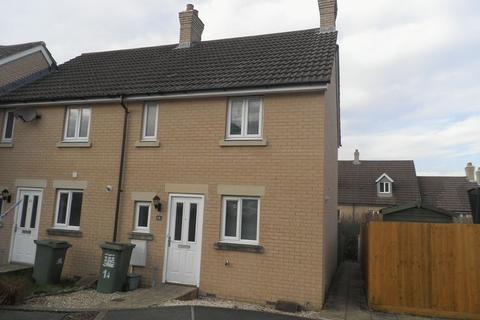 2 bedroom terraced house to rent - Chapel Park Close, Bideford