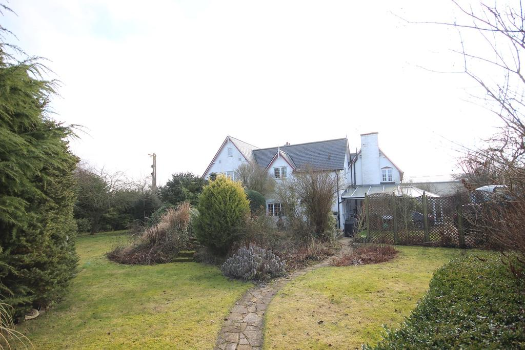 4 Bedrooms Detached House for sale in Station Road, Ampthill, Bedford, MK45