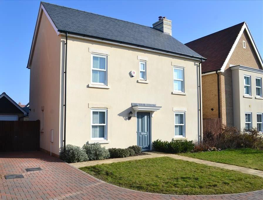 4 Bedrooms Detached House for sale in Chamberlain Park, Biggleswade, SG18