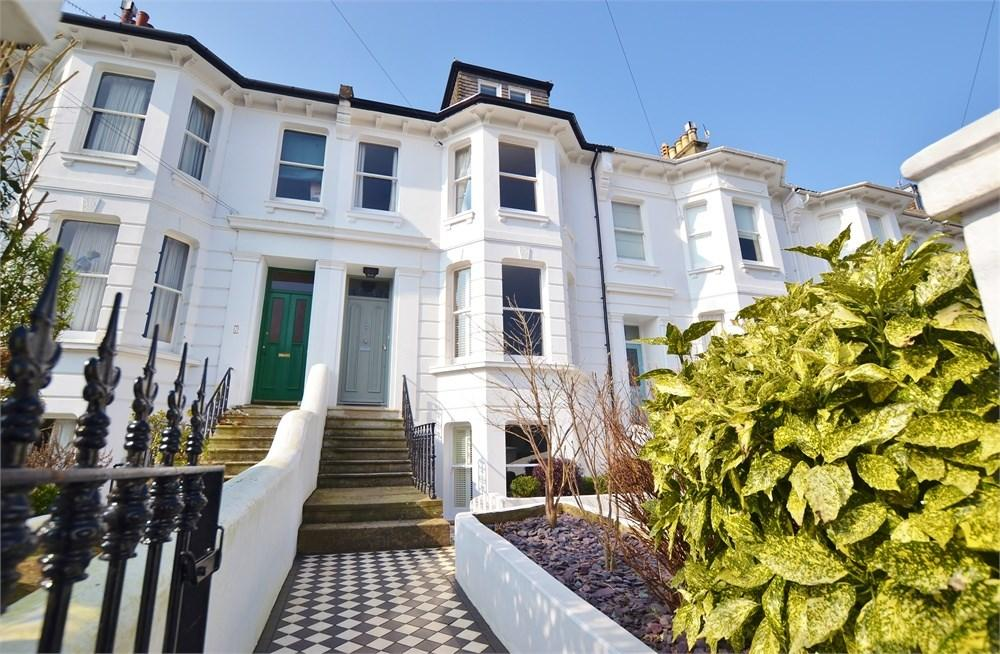 5 Bedrooms Terraced House for sale in Clermont Terrace, BRIGHTON, BN1