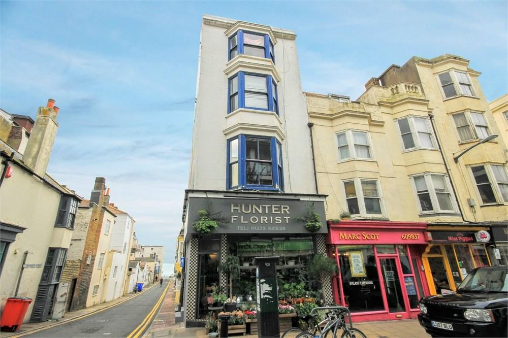 1 Bedroom Flat for sale in St James's Street, BRIGHTON, BN2