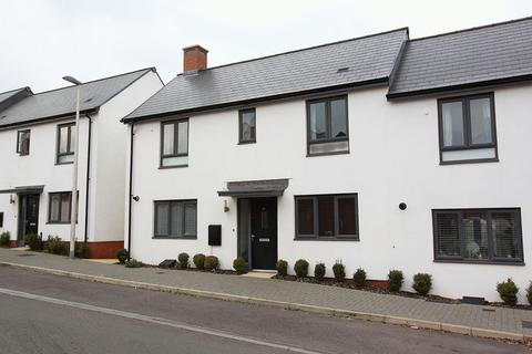 3 bedroom semi-detached house to rent - Milbury Farm Meadow, Exeter