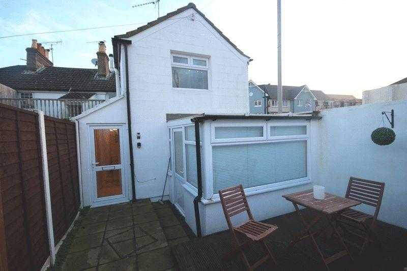 1 Bedroom Terraced House for sale in PUREWELL CHRISTCHURCH