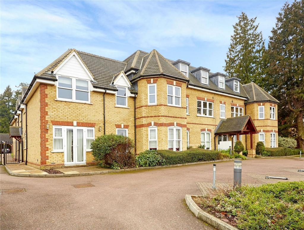 2 Bedrooms Penthouse Flat for sale in Roma Court, 49 Bradbourne Vale Road, Sevenoaks, Kent, TN13