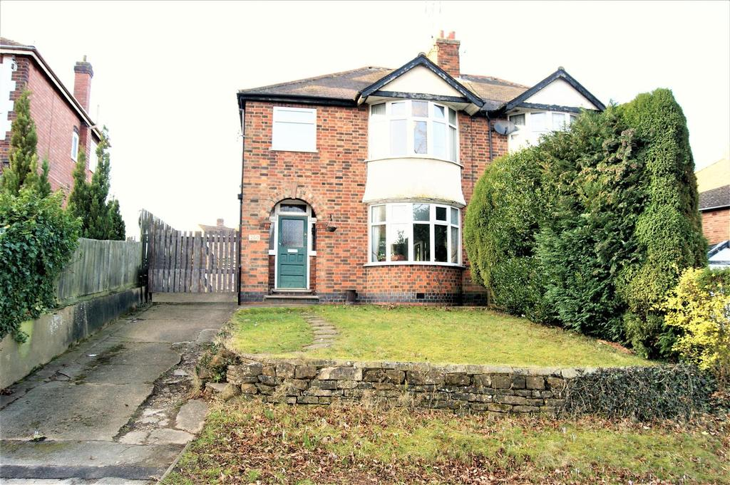 3 Bedrooms Semi Detached House for sale in Bilton Road, Rugby