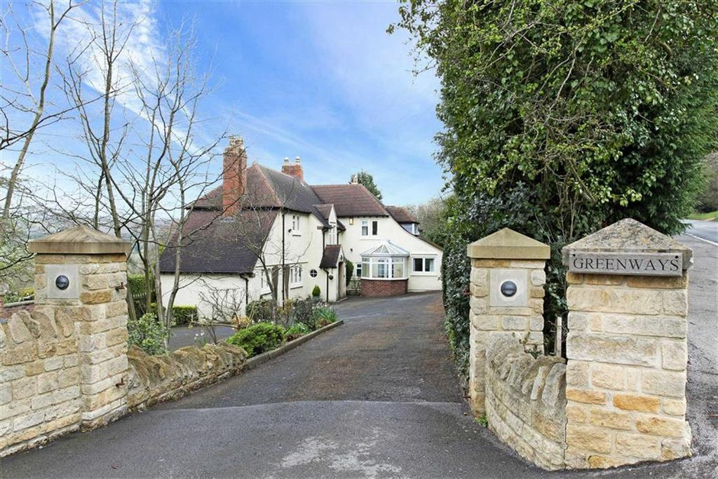 4 Bedrooms Detached House for sale in Cleeve Hill, Cheltenham, GL52