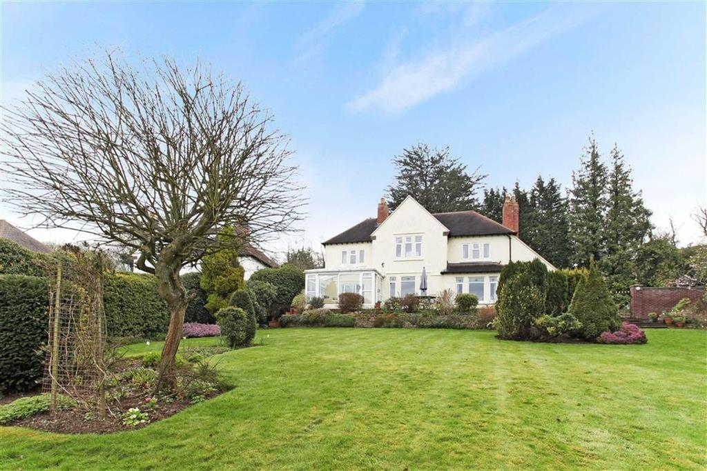 4 Bedrooms Detached House for sale in Cleeve Hill, Cleeve Hill, Cheltenham, GL52