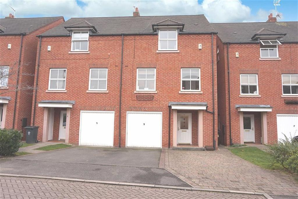 4 Bedrooms Semi Detached House for sale in Goldhill Gardens, South Knighton, Leicester