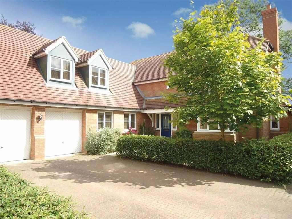 5 Bedrooms Detached House for sale in The Pines, Bushby, Leicestershire