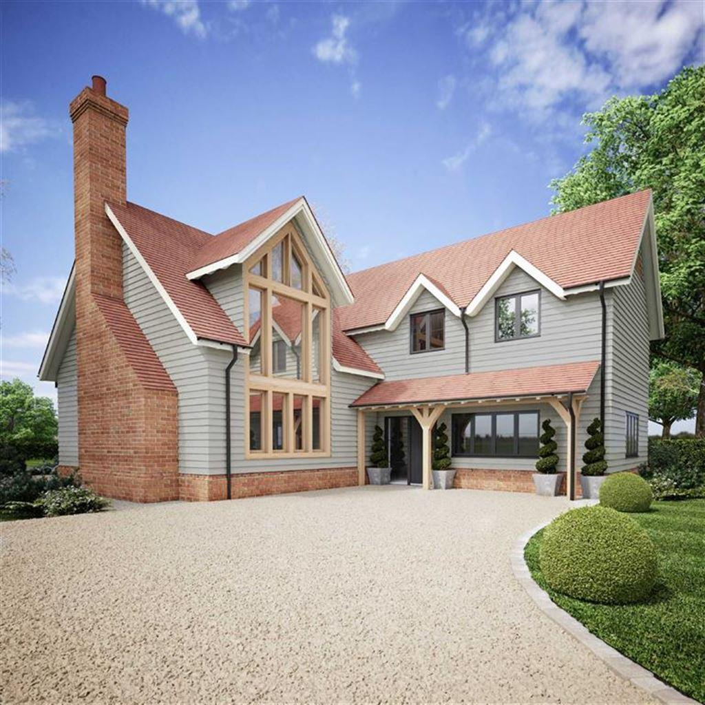 4 Bedrooms Detached House for sale in Carthouse Lane, Woking, Surrey, GU21