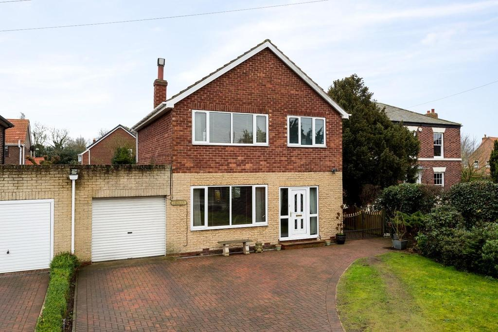 2 Bedrooms House for sale in Selby Road, Eggborough, Goole