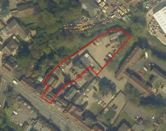 Plot Commercial for sale in Colnbrook SL3
