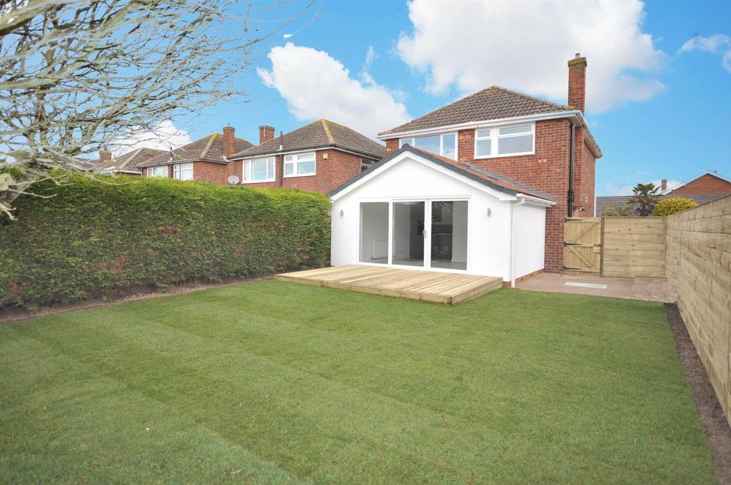 3 Bedrooms Detached House for sale in Abbey Road, Bingham