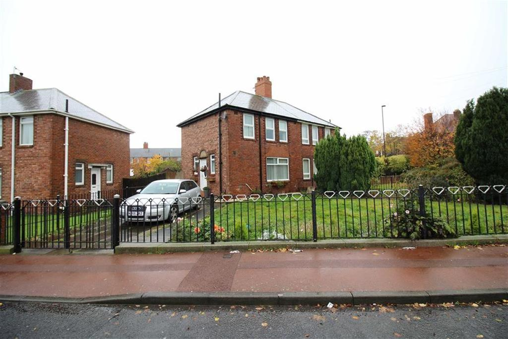 3 Bedrooms Semi Detached House for sale in Clapham Avenue, Newcastle Upon Tyne, NE6