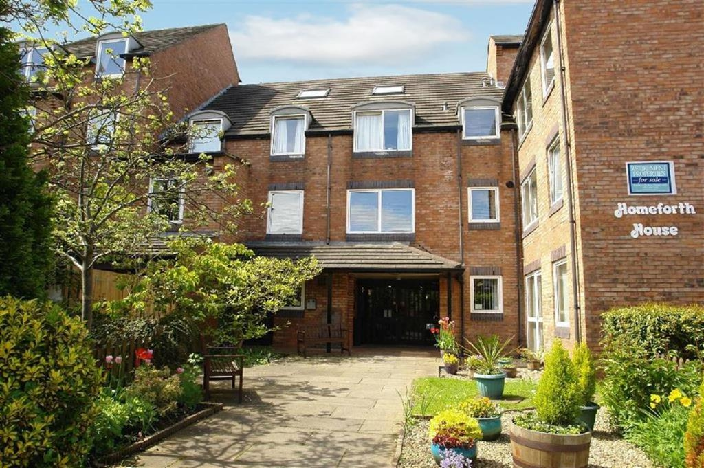 2 Bedrooms Flat for sale in Homeforth House, Newcastle Upon Tyne, NE3
