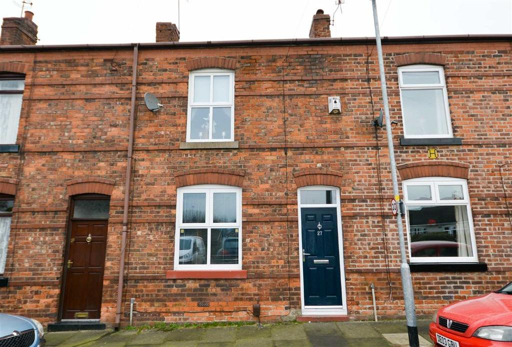 2 Bedrooms Terraced House for sale in Wall Street, Springfield, Wigan, WN6