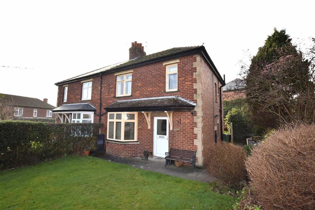 3 Bedrooms Semi Detached House for sale in Gordon Crescent, Richmond, North Yorkshire