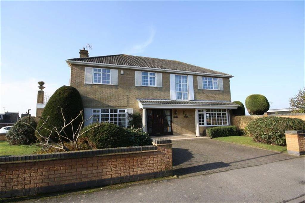 5 Bedrooms Detached House for sale in Golf Drive, Nuneaton, Warwickshire