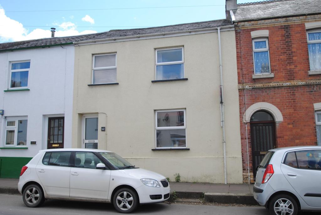 3 Bedrooms Terraced House for sale in New Street, Torrington