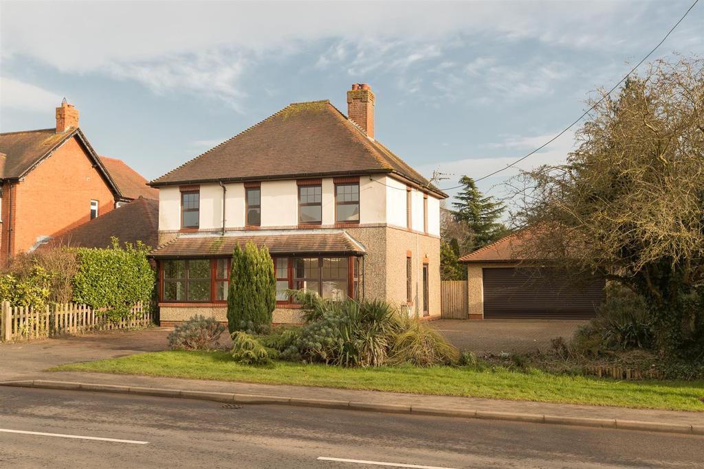 4 Bedrooms Detached House for sale in Castlethorpe Road, Hanslope, Milton Keynes