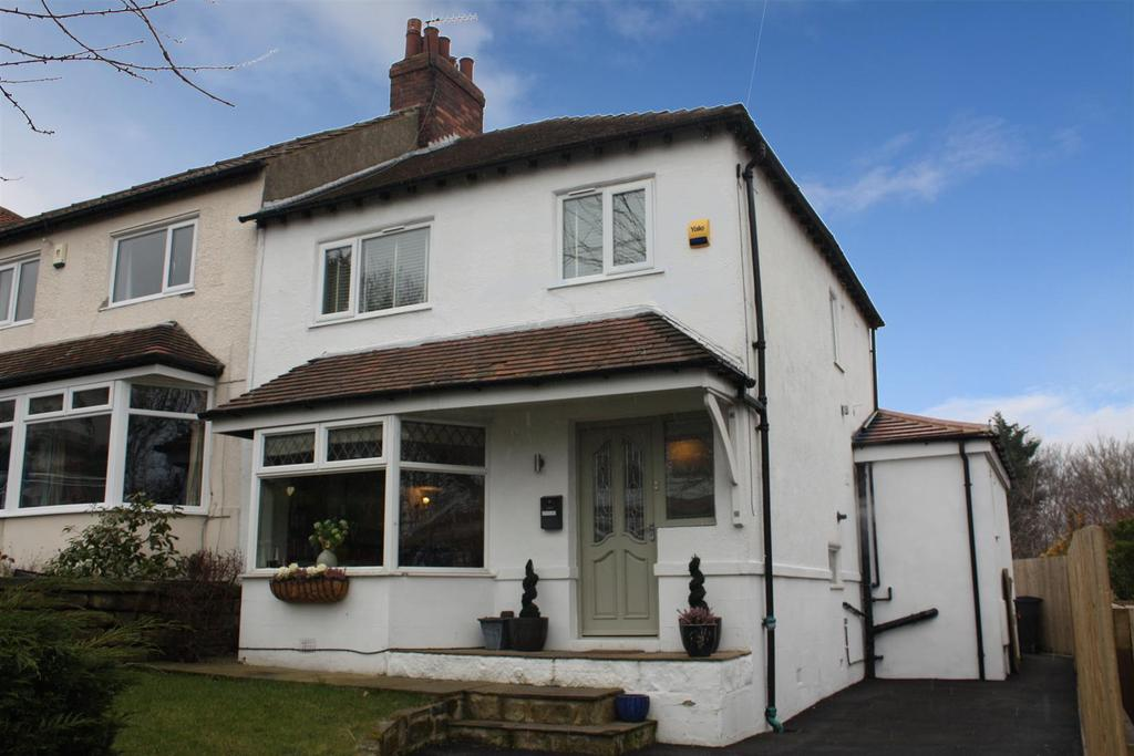 3 Bedrooms Semi Detached House for sale in Carr Lane, Rawdon, Leeds