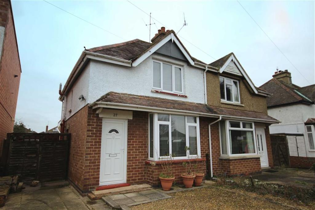 2 Bedrooms Semi Detached House for sale in Pirton Lane, Churchdown, Gloucester, GL3