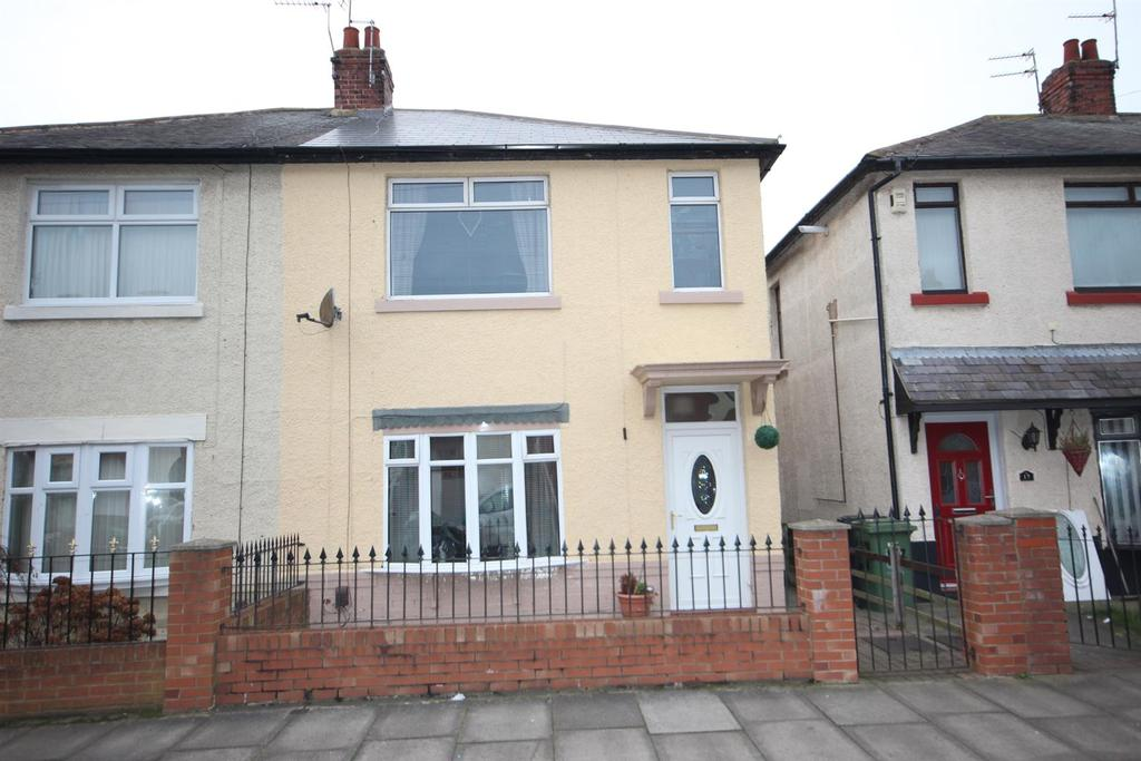 3 Bedrooms Semi Detached House for sale in Ashley Gardens, Hartlepool