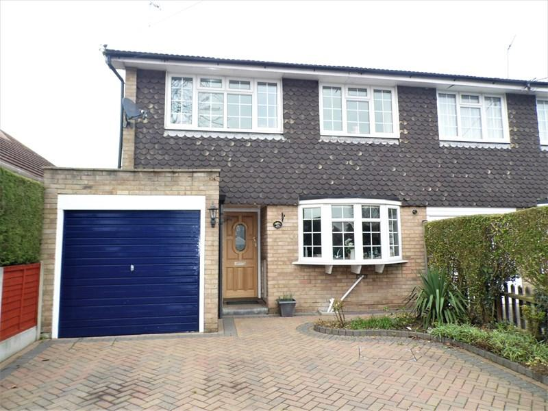 4 Bedrooms Semi Detached House for sale in Eastwood Road, RAYLEIGH