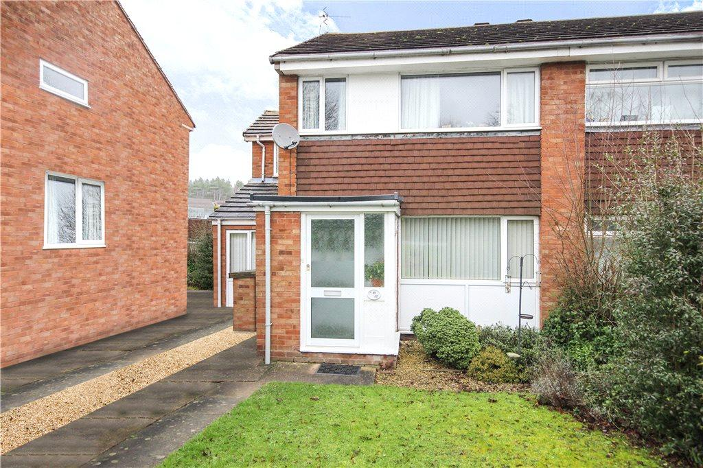 4 Bedrooms Semi Detached House for sale in Hudson Close, Pershore, Worcestershire, WR10