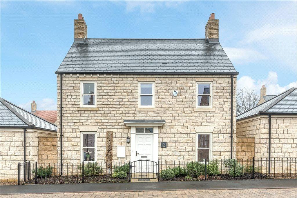 4 Bedrooms Detached House for sale in Hampole Way, Boston Spa, Wetherby, West Yorkshire