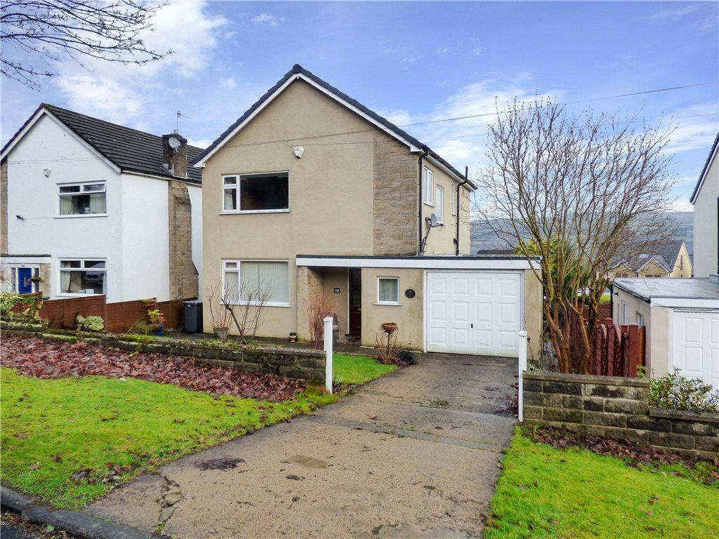 3 Bedrooms Detached House for sale in Hollins Lane, Keighley, West Yorkshire