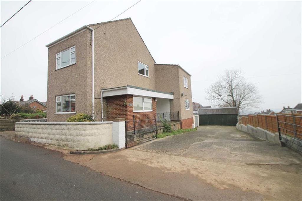 3 Bedrooms Detached House for sale in Bottom Road, Summerhill, Wrexham