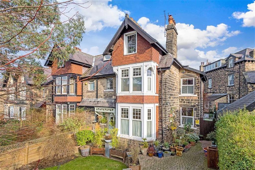 5 Bedrooms Semi Detached House for sale in Franklin Mount, Harrogate, North Yorkshire