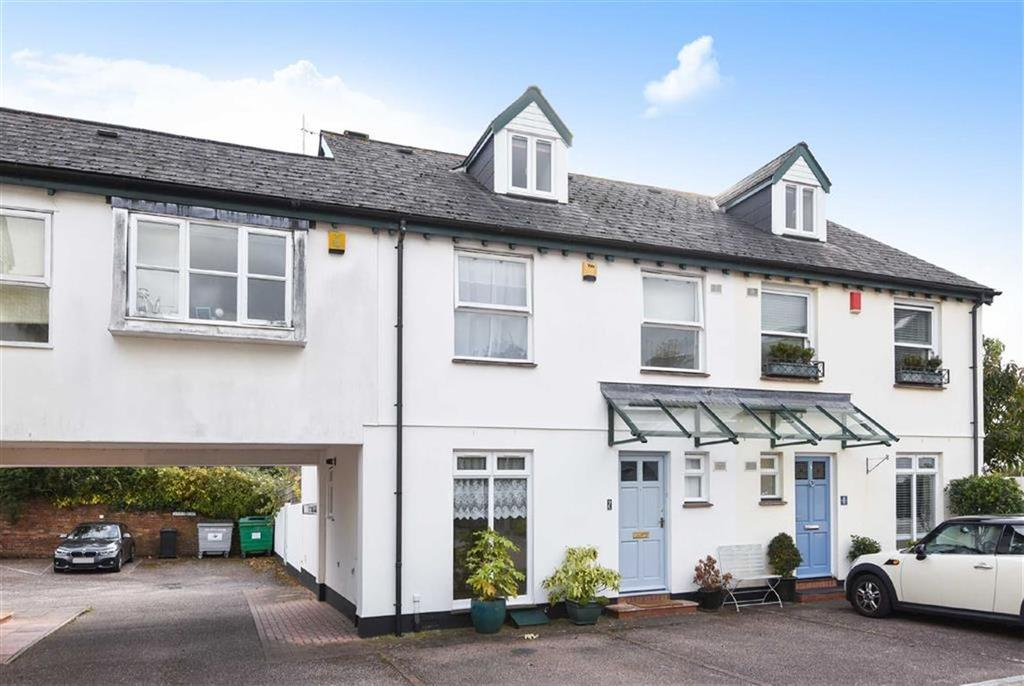 4 Bedrooms Semi Detached House for sale in Radnor Place, St Leonards, Exeter, Devon, EX2