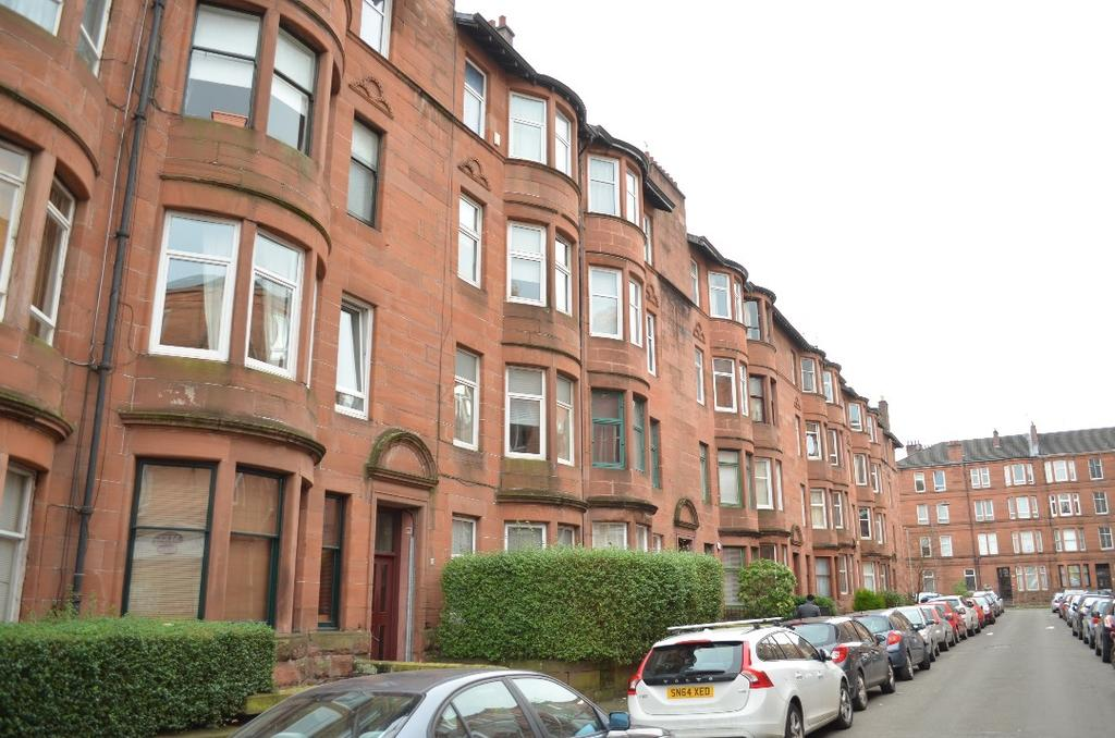 1 Bedroom Flat for sale in Fairlie Park Drive, Flat 2/1, Thornwood, Glasgow, G11 7SS