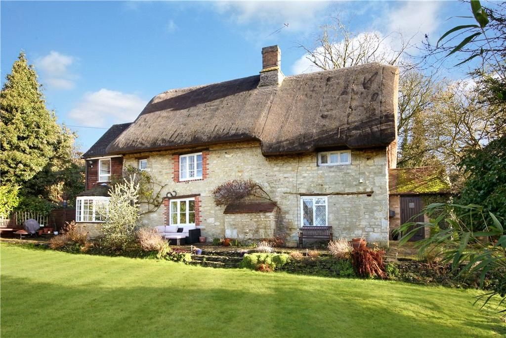 3 Bedrooms Detached House for sale in Garsington, Oxford, OX44