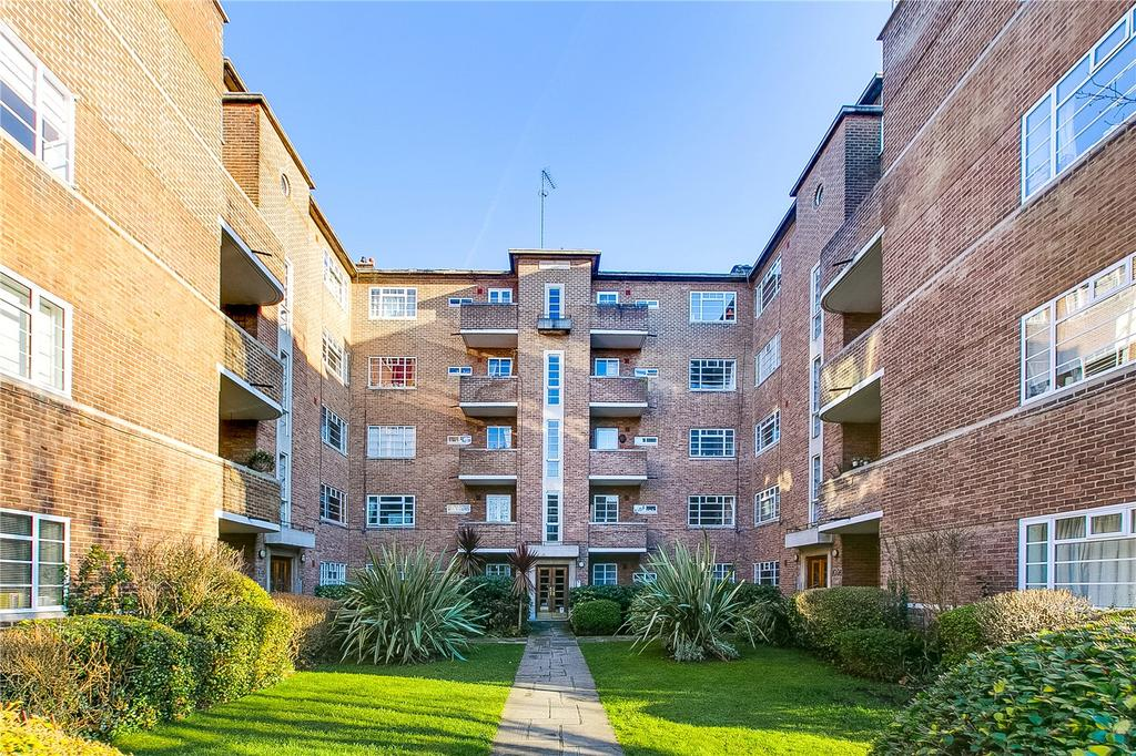 2 Bedrooms Flat for sale in Selwyn Court, Church Road, Richmond, Surrey