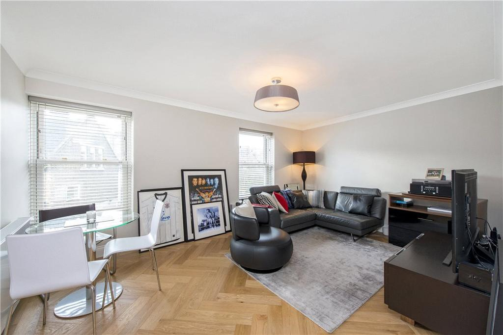 1 Bedroom Flat for sale in King Henrys Road, Primrose Hill, London, NW3