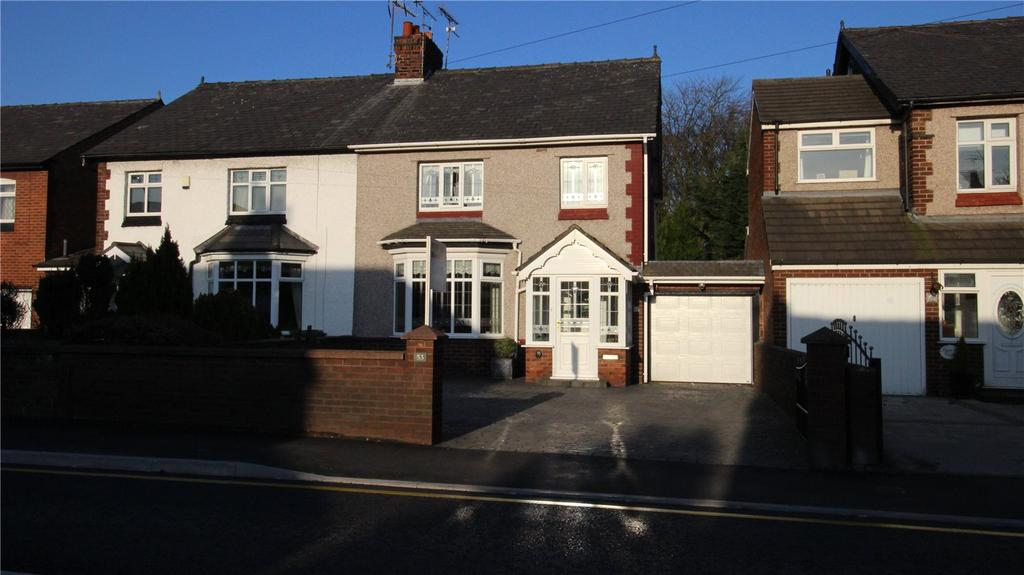 4 Bedrooms Semi Detached House for sale in Town Row, Liverpool, Merseyside, L12