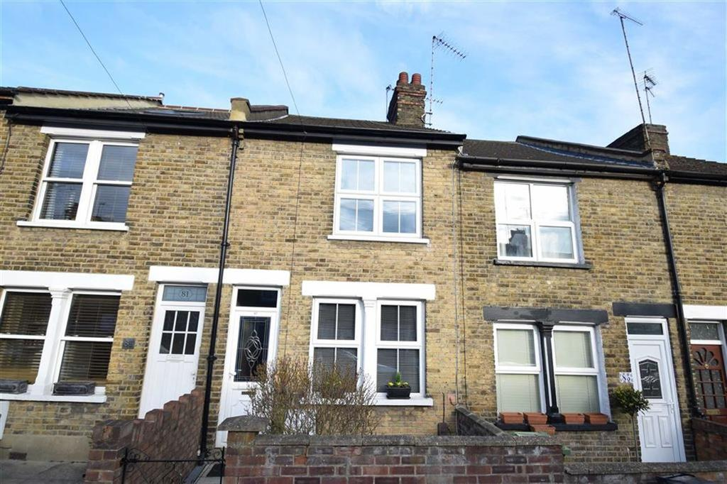 3 Bedrooms Terraced House for sale in Liverpool Road, Watford, Herts