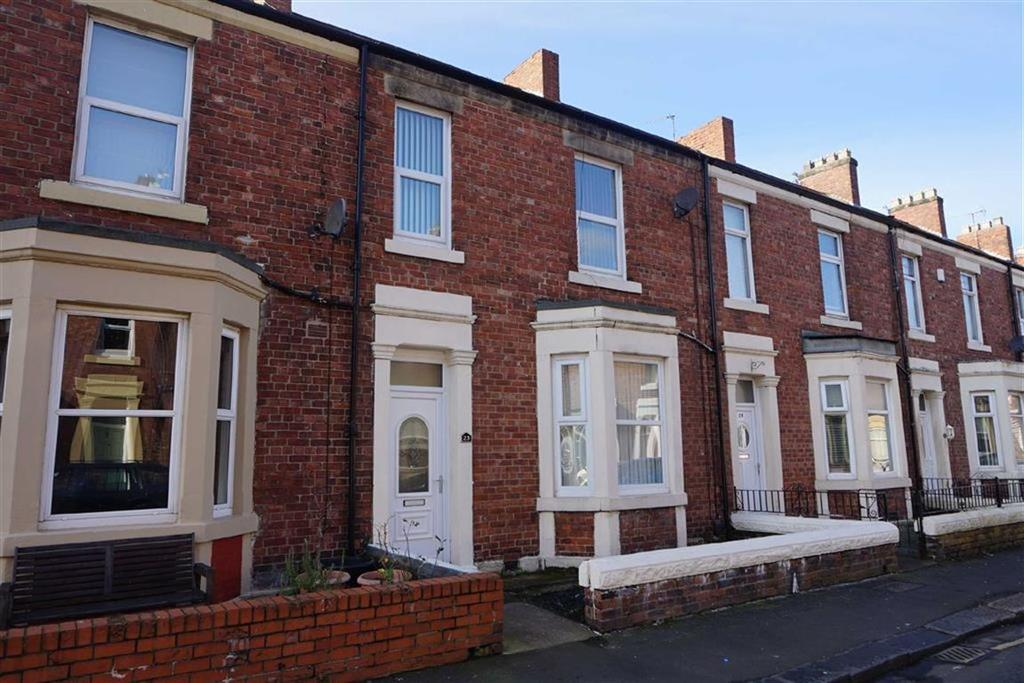 3 Bedrooms Terraced House for sale in Laburnum Avenue, Wallsend, Tyne And Wear, NE28