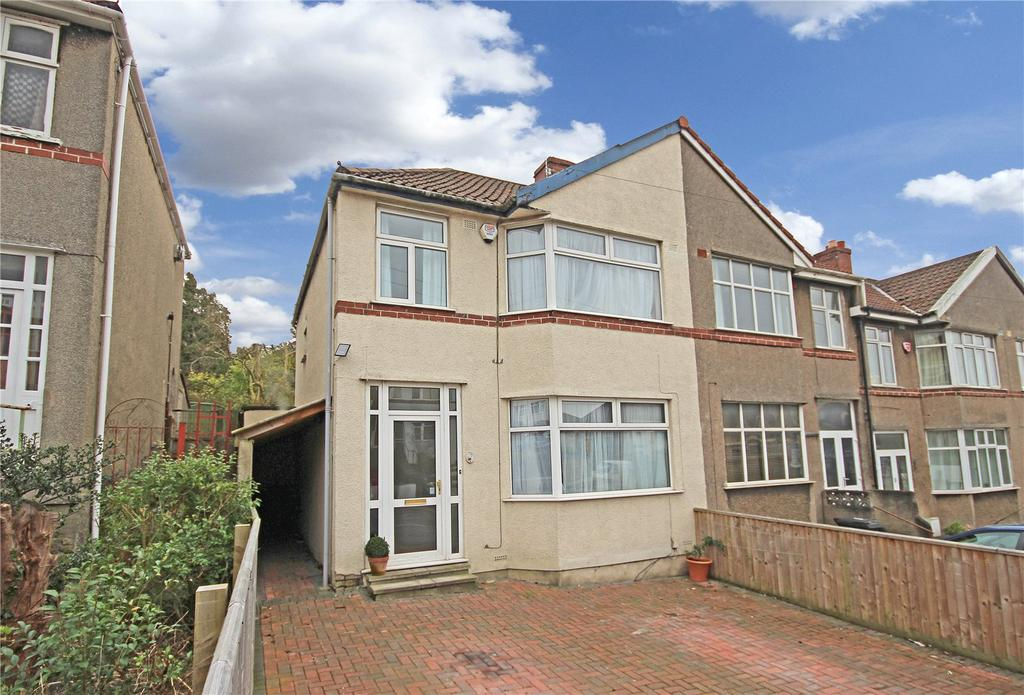 3 Bedrooms End Of Terrace House for sale in Shaldon Road, Horfield, Bristol, BS7