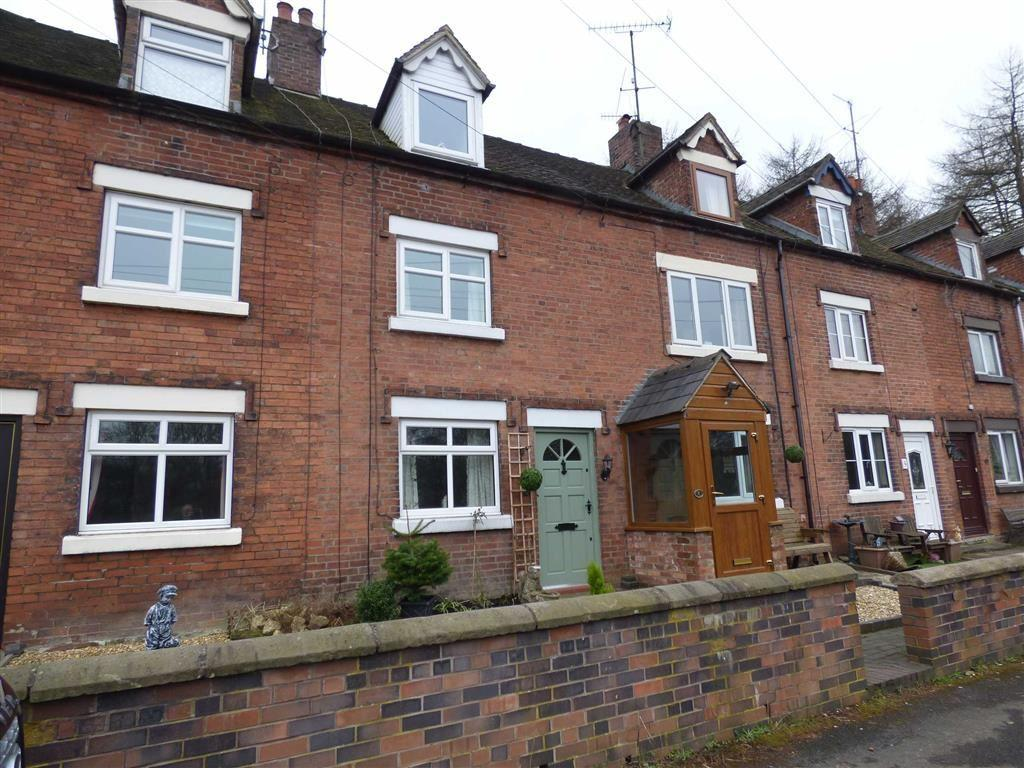 2 Bedrooms Terraced House for sale in 3, Railway Terrace, Froghall