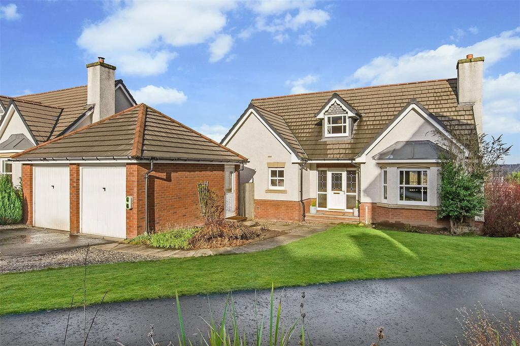4 Bedrooms Detached House for sale in 3 Cornhill Road, Perth, PH1