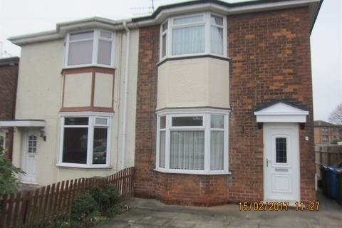 2 bedroom semi-detached house to rent - 4 Downs Crescent, Colwall Avenue, HU5 5SP