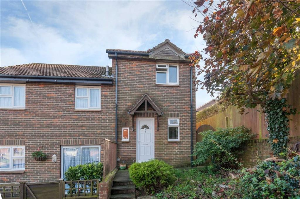 2 Bedrooms End Of Terrace House for rent in Hillcroft, Portslade