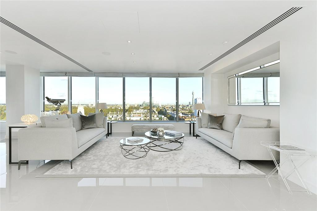4 Bedrooms Flat for sale in Marathon House, Marylebone, London