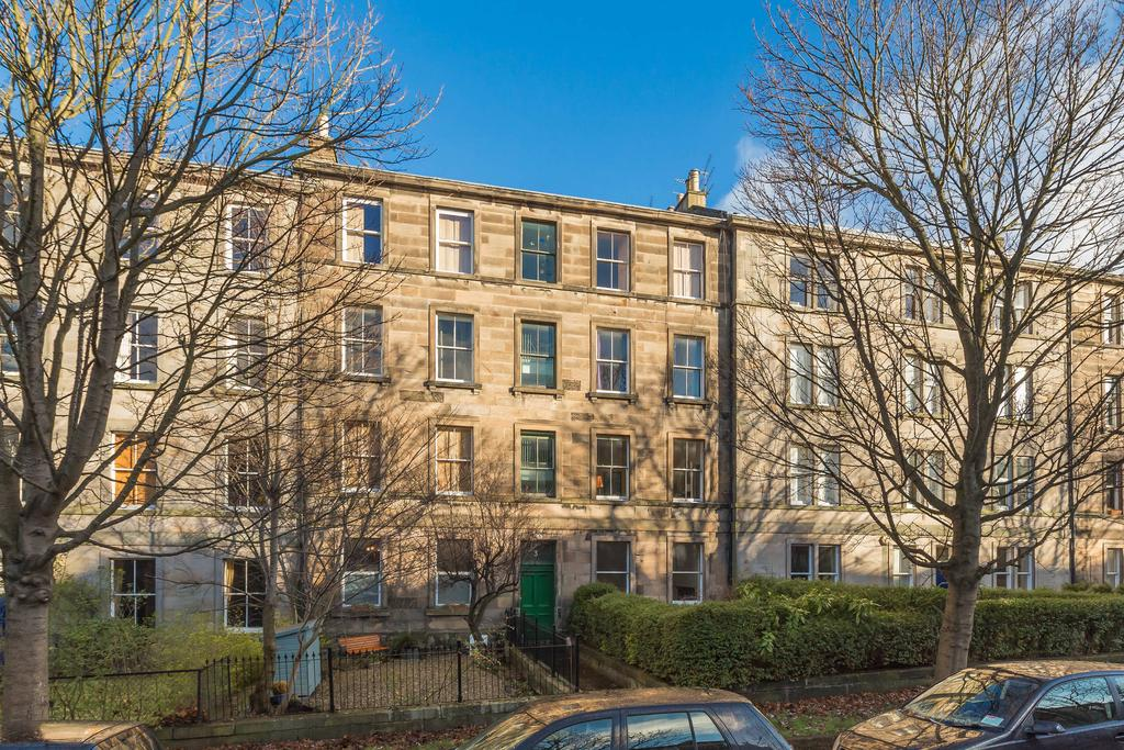 1 Bedroom Flat for sale in 3/2 Gladstone Terrace, Marchmont, EH9 1LX
