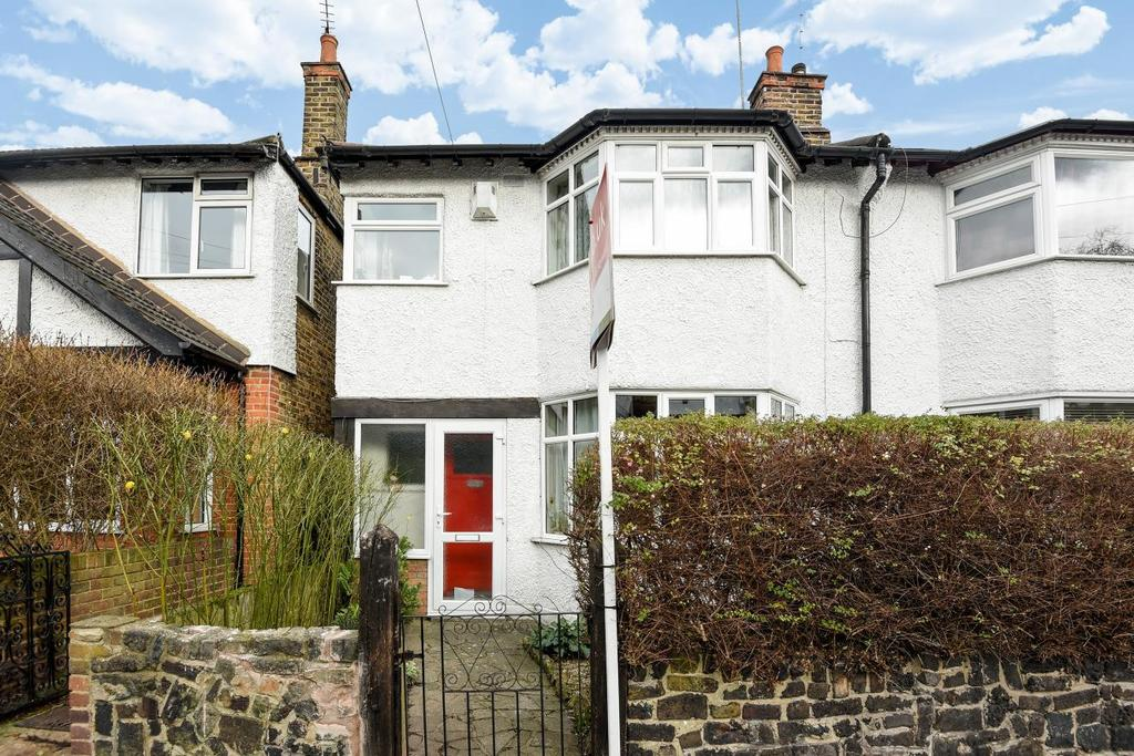3 Bedrooms Semi Detached House for sale in Fossil Road, Lewisham, SE13